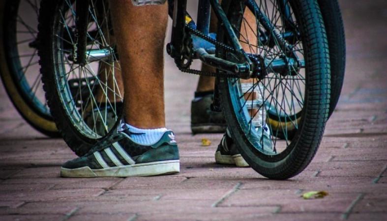 Похитителя велосипедов задержали в Карелии