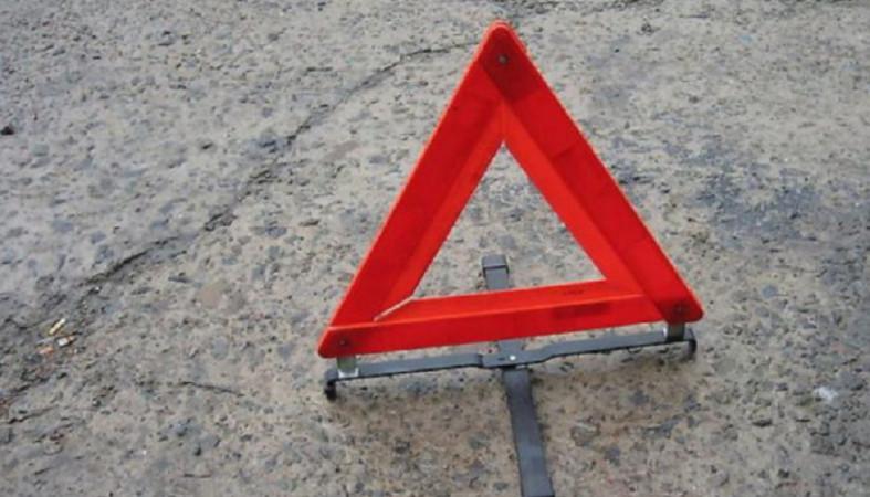 Серьезная авария произошла в центре Петрозаводска
