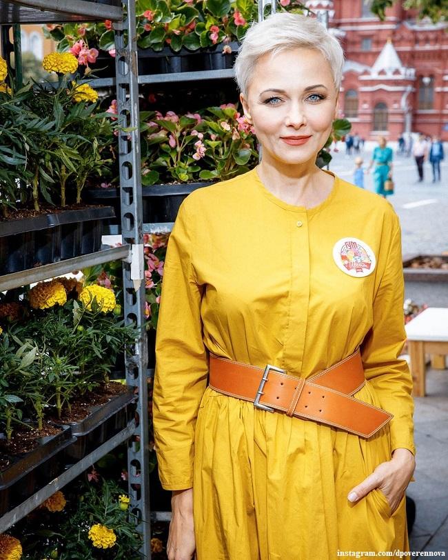 Дарья Повереннова показала любимого человека в ответ на критику своей личной жизни