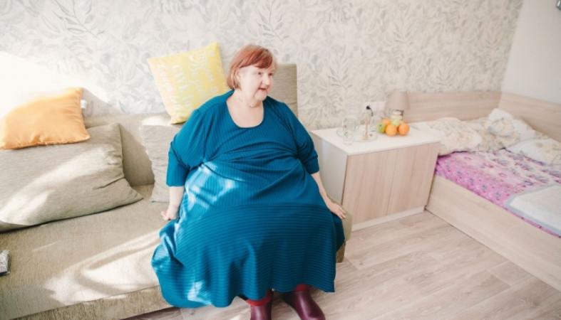 Самая тяжелая женщина России умерла при невыясненных обстоятельствах