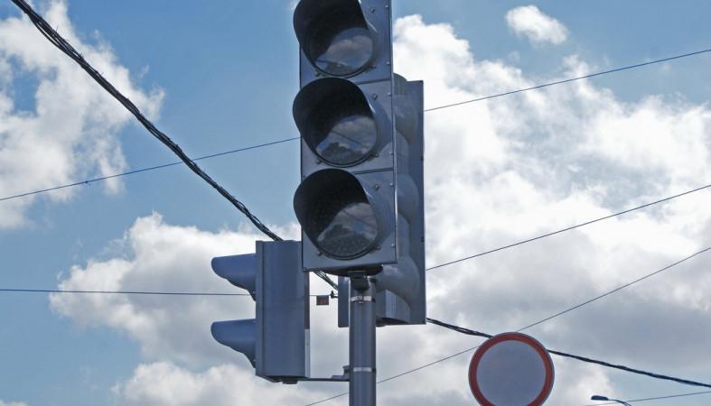 ГИБДД предупреждает об отключениях светофоров в центре Петрозаводска