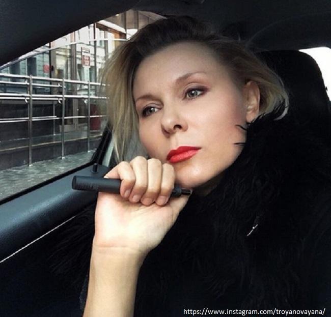 Яна Тороянова призналась, что благодаря мужу стала зарабатывать больше него