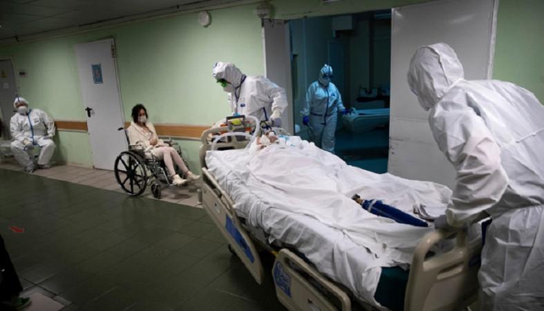 Общее число заболевших пневмонией в Карелии превысило 1250 человек