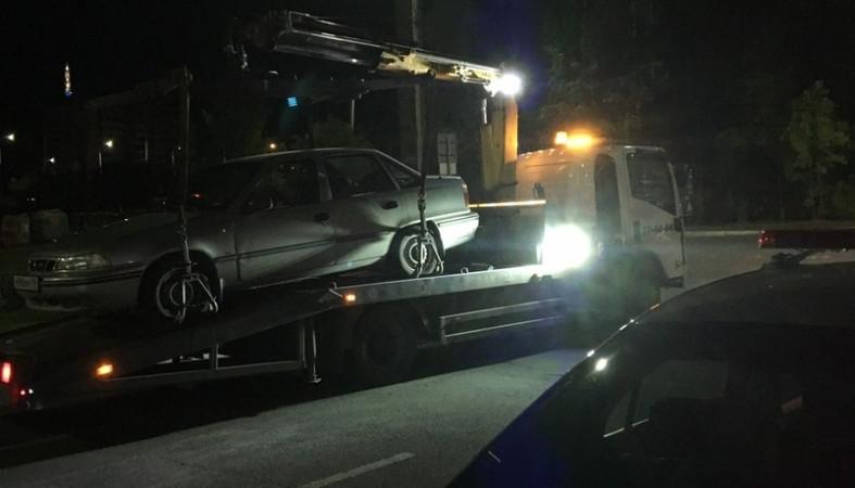 Три нетрезвых водителя пойманы за сутки в Петрозаводске