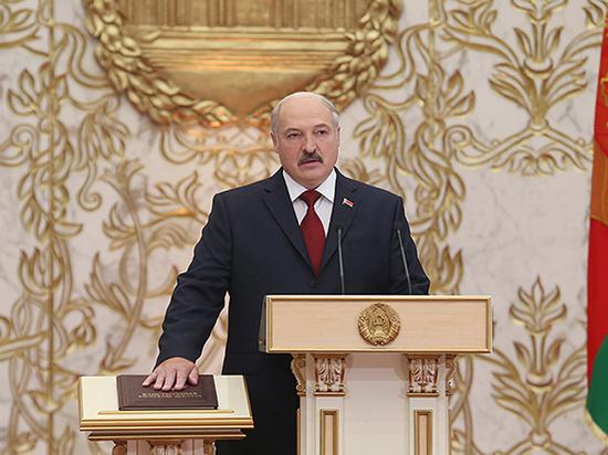 Администрация Лукашенко скрыла дату его инаугурации