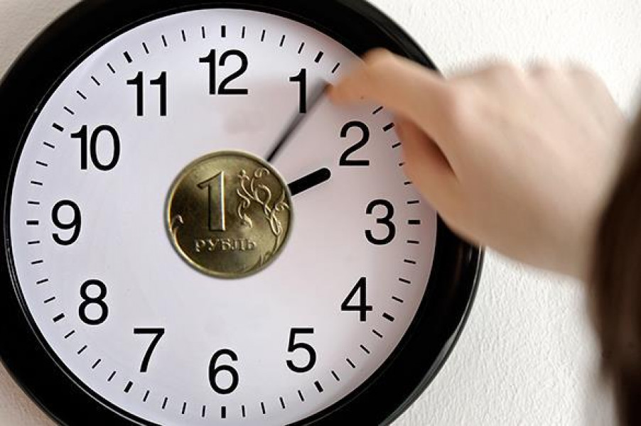 В России предложили ввести минимальную почасовую оплату труда