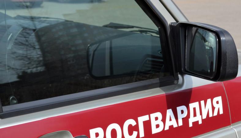 Росгвардейцы задержали нарушителя, вернувшегося на место преступления
