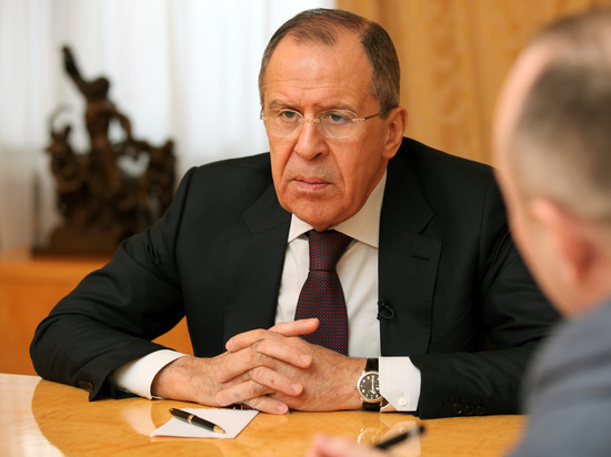 Лавров: Евросоюз «приносит в жертву» Россию в угоду США