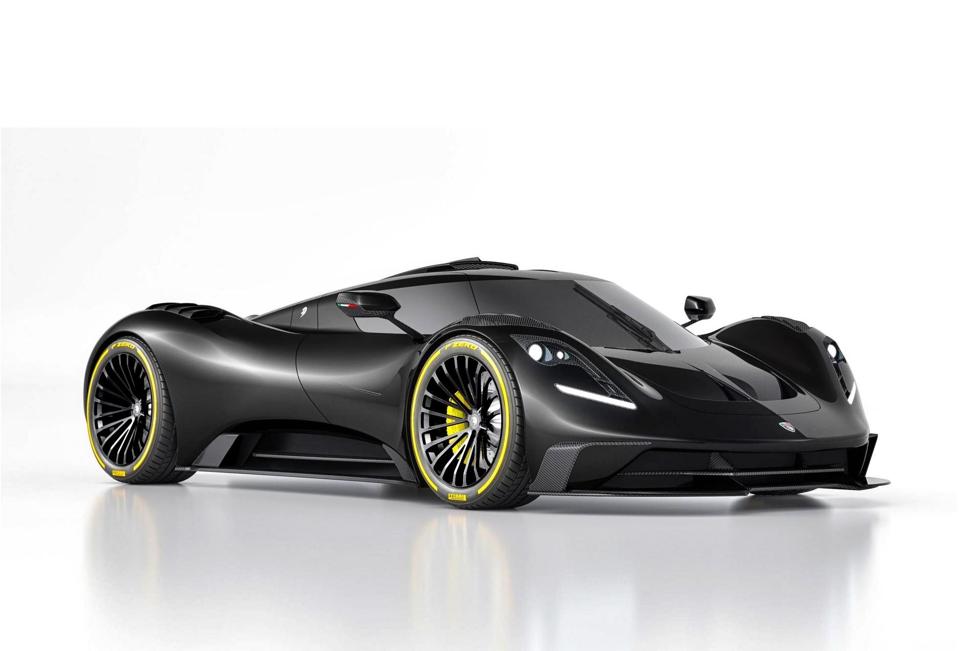Ares S Project: итальянская ливрея для Corvette С8 и крещендо для V8