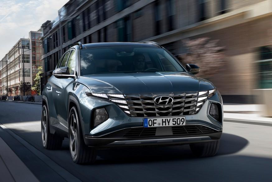 Новый Hyundai Tucson: два варианта длины и несколько гибридов (есть и «простые» версии)