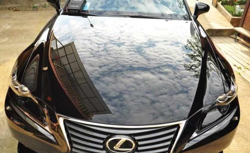 Как защитить ЛКП автомобиля от повреждений?