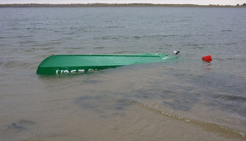 Мужчина утонул во время рыбалки в Спасской Губе