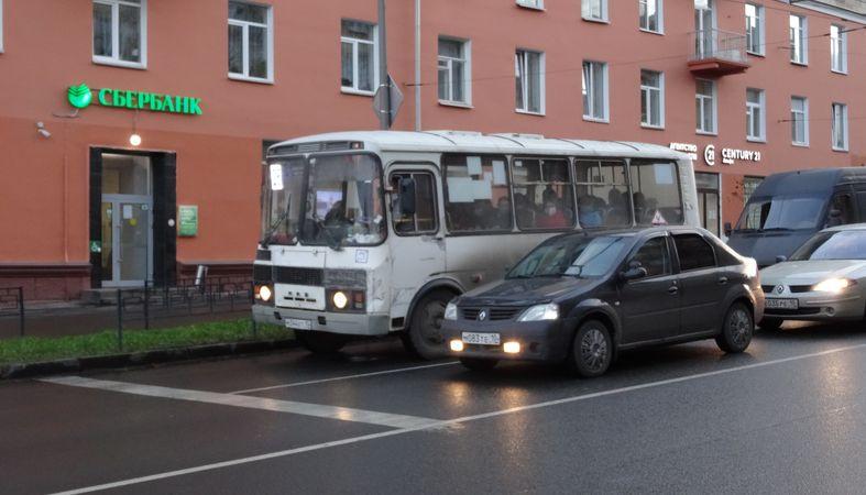 Правительство хочет перекроить транспортную схему Петрозаводска