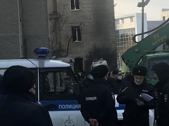 Взрыв в горбольнице Челябинска спровоцировал слухи о тайных жертвах