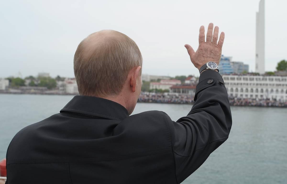 Путин обозначил перспективы перевода школы на дистанционку