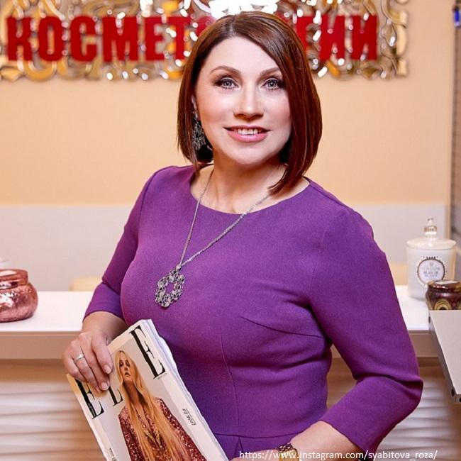 Роза Сябитова рассказала о замужестве после пятидесяти