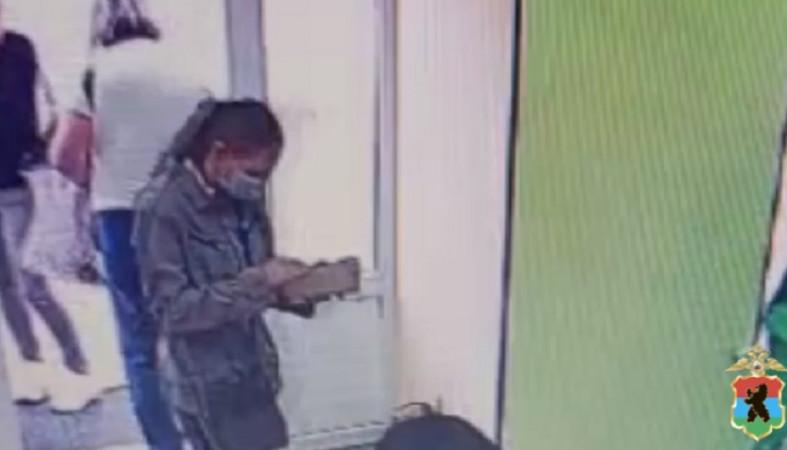 Полиции нужна помощь петрозаводчан в поисках женщины