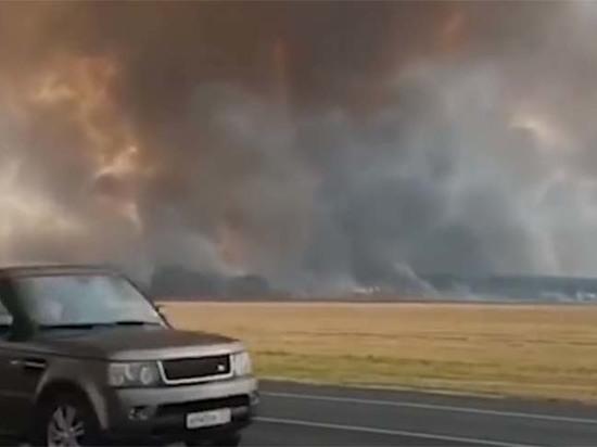 Пожар на складе боеприпасов под Рязанью напомнил о старой проблеме