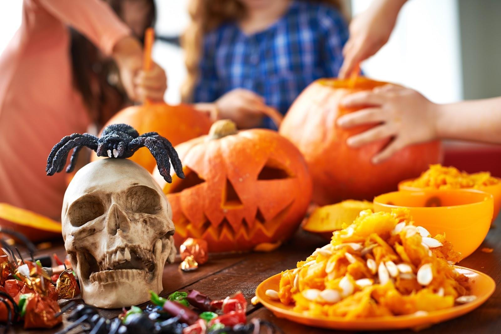 Как правильно отметить Хэллоуин. Простые правила