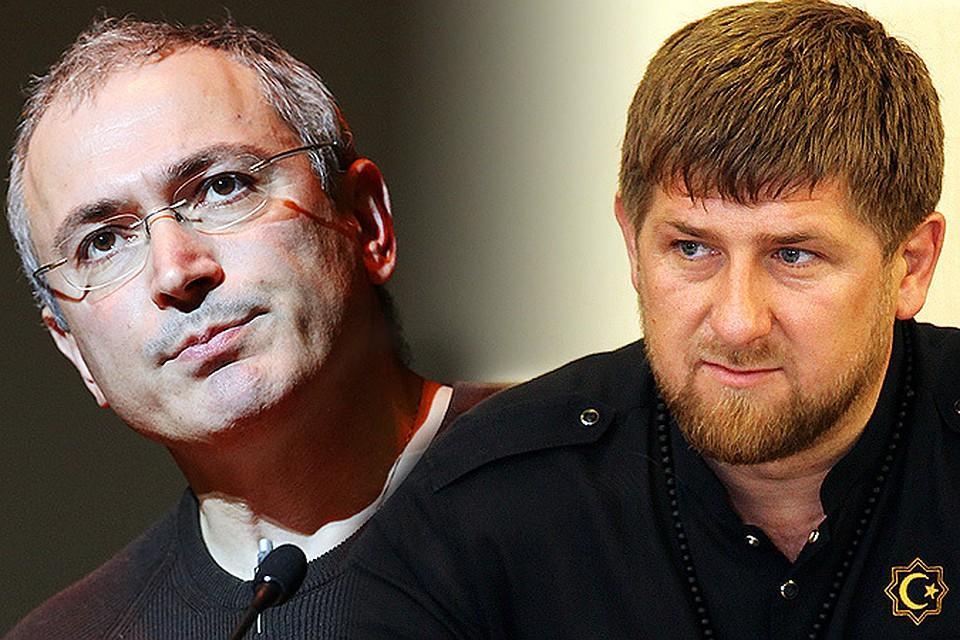 Михаил Ходорковский прокомментировал идею Кадырова о выплатах 100000 рублей назвавшим сыновей именем пророка Мухаммеда в Чечне