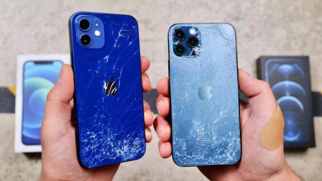 Уничтожение смартфона за 100 тысяч. Что показали первые краш-тесты iPhone 12