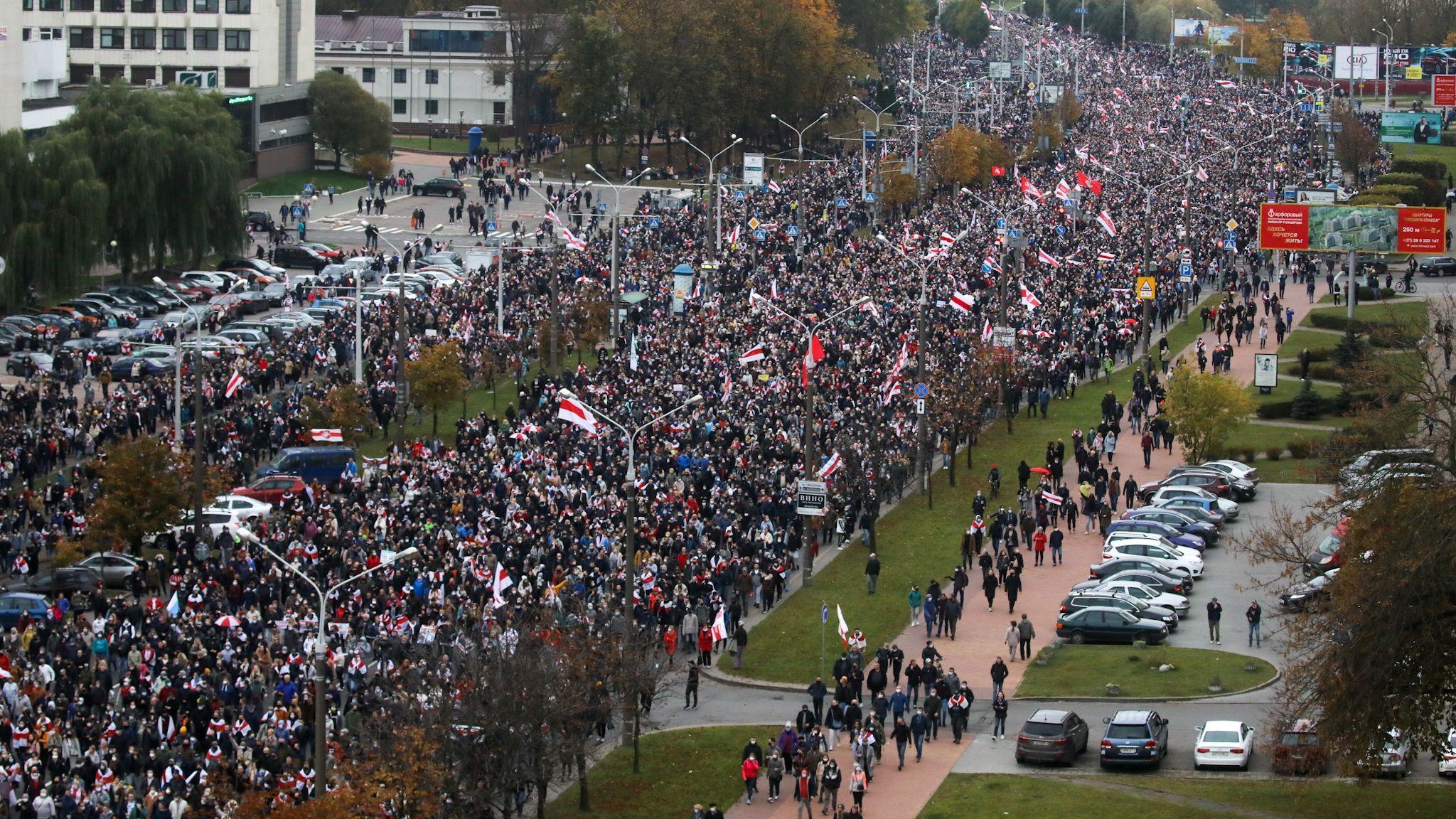 А что там с ультиматумом Тихановской и «общенациональной» забастовкой в Белоруссии?