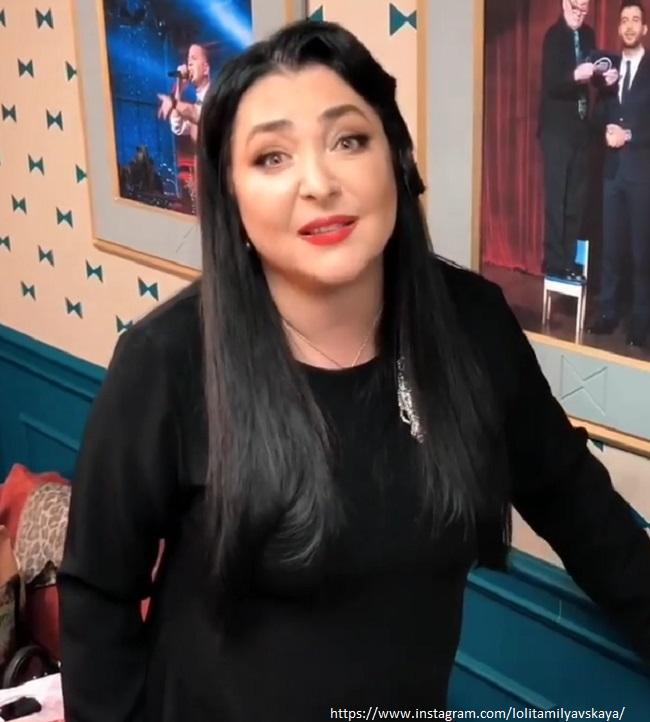 Лолита Милявская рассказала о своих сексуальных похождениях