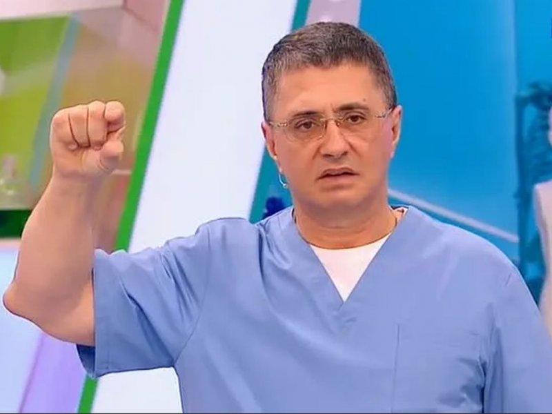 Теледоктор Мясников предупредил о лжесхеме лечения COVID