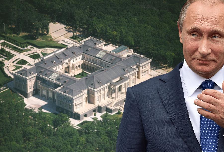 Дмитрий Песков прокомментировал «расследование» о строительстве «дворца Путина» под Геленджиком у Чёрного моря