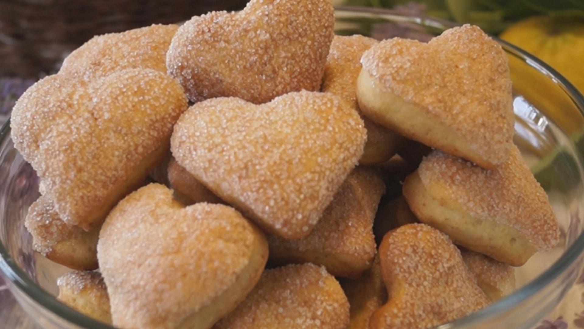 Быстрое печенье в домашних условиях!
