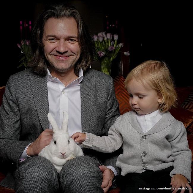 Дмитрий Маликов показал подарок трехлетнего сына на 23 февраля