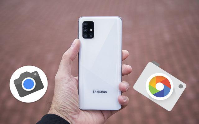 Новейшая GoogleCameraвышла длятелефоновSamsungGalaxy. Качаем!