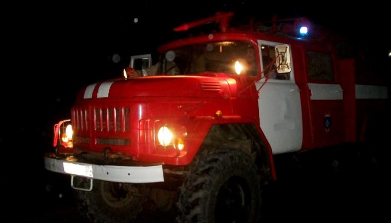 Сегодня ночью пожарные Петрозаводска спасли женщину-инвалида