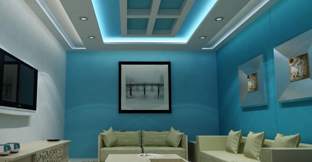 Как сделать потолки красивыми: способы, фото