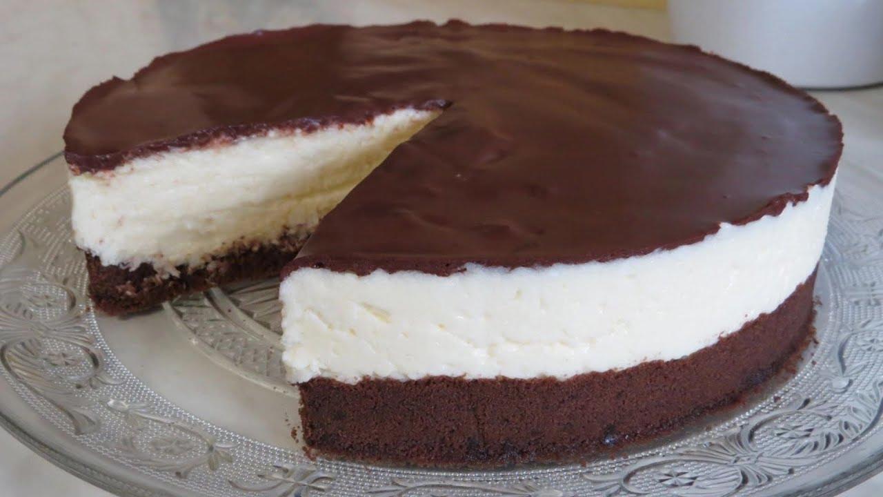Торт баунти, без выпечки и духовки
