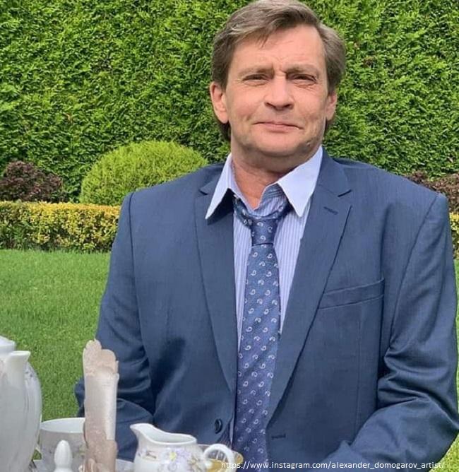 Александр Домогаров собрался в очередной раз жениться