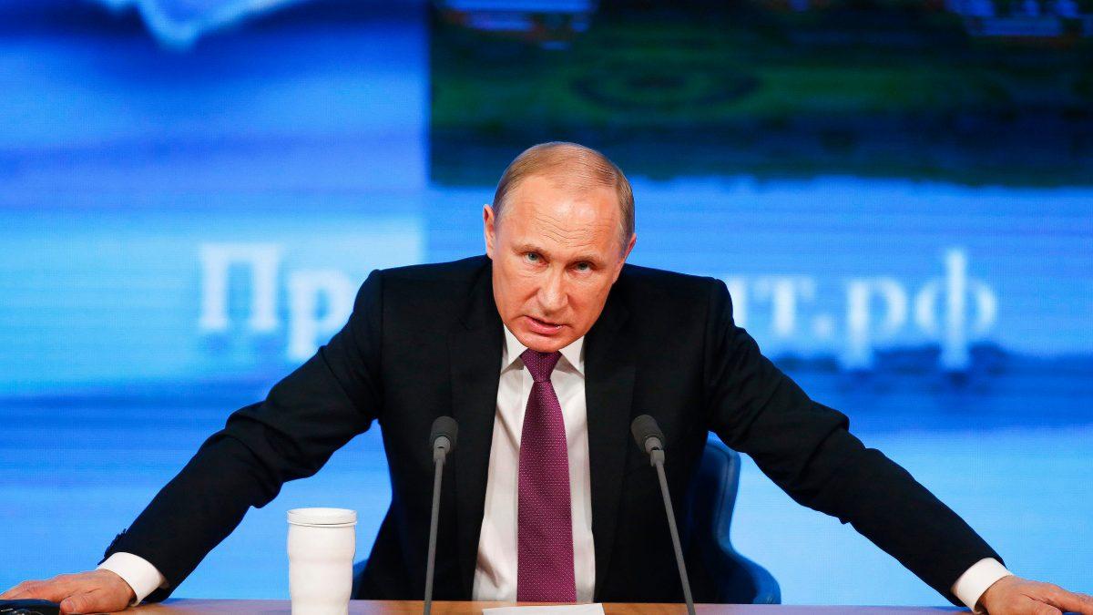 Путин жестко поставил американцев на место!